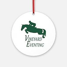 Vineyard Eventing Bulk Ornament (Round)
