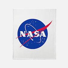 NASA Throw Blanket