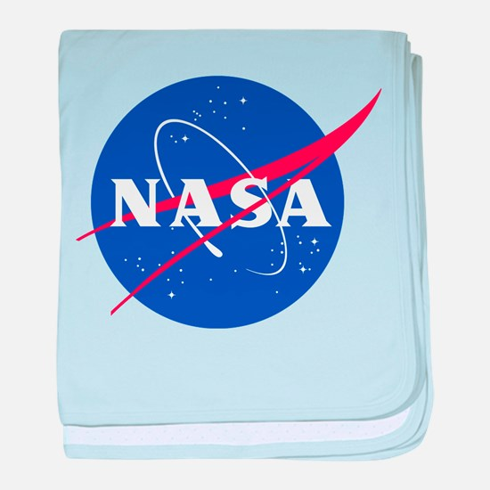 NASA baby blanket