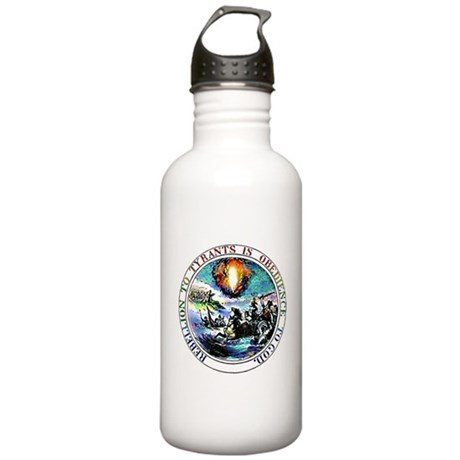 Rebellion to Tyrants Stainless Water Bottle 1.0L
