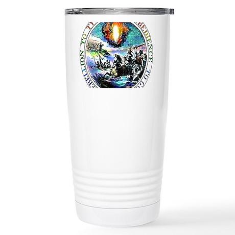 Rebellion to Tyrants Stainless Steel Travel Mug