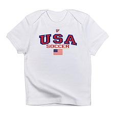 USA American Soccer Infant T-Shirt