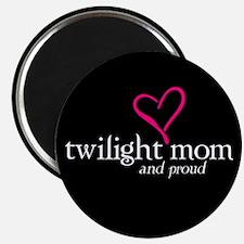 Proud Twilight Mom Magnet