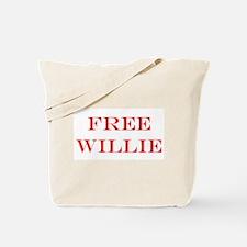 Cute Willie Tote Bag