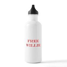 Cute Willie Sports Water Bottle
