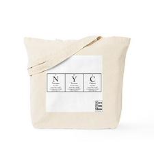 NYC Transparent Tote Bag