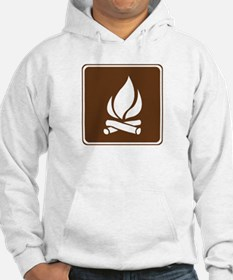 Campfire Sign Hoodie