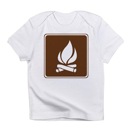 Campfire Sign Infant T-Shirt