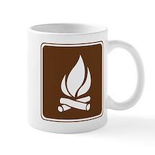 Campfire Sign Mug