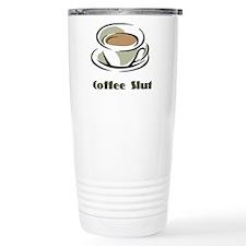 Coffee Slut Thermos Mug