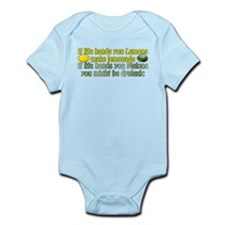Melons of Dyslexia Infant Bodysuit
