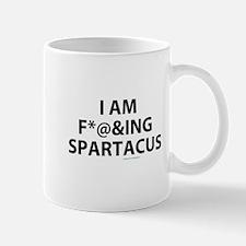 I am fucking Spartacus Mug