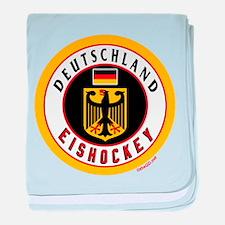 Germany Hockey(Deutschland) baby blanket