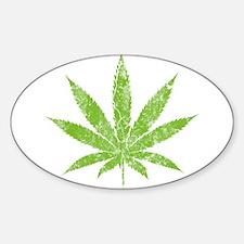 Cannabis 2010 Decal