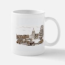 old boise 5 x 5 Mug
