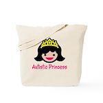 Autistic Princess Tote Bag