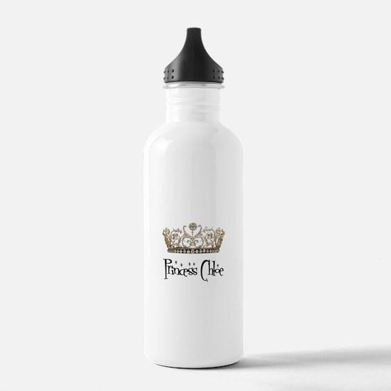 Princess Chloe Sports Water Bottle