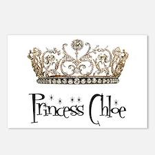 Princess Chloe Postcards (Package of 8)