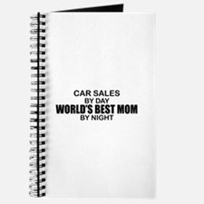 World's Best Mom - Car Sales Journal