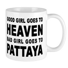 GOOD GIRL GOES TO HEAVEN Mug