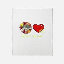 Riyah-Li Designs Veggie Lover Throw Blanket
