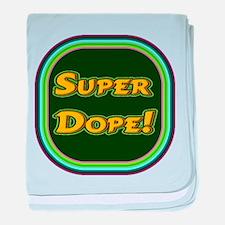 Riyah-Li Designs Super Dope! baby blanket