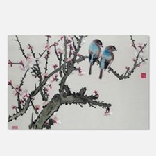 Cute Chinese Postcards (Package of 8)