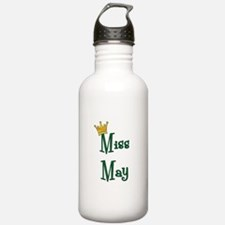 Miss May Water Bottle