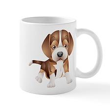 Cute Beagle Puppy Mug