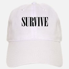 Survive Baseball Baseball Cap