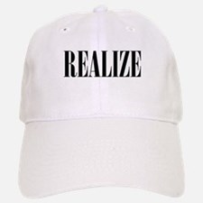 Realize Baseball Baseball Cap