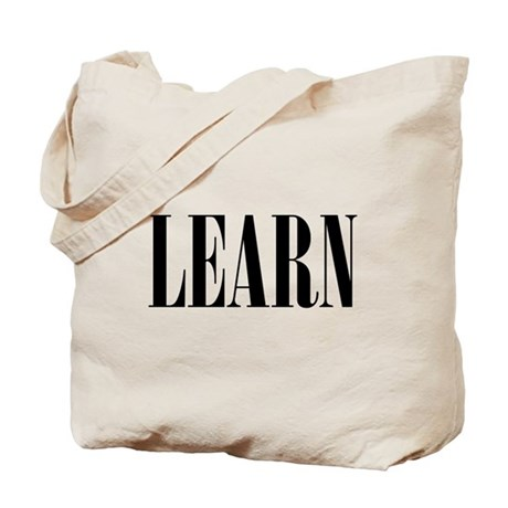 Learn Tote Bag