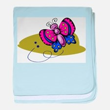 Butterfly104 baby blanket