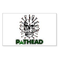 Pothead Decal