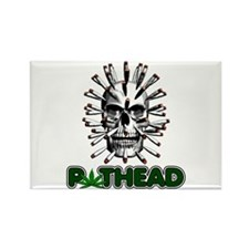 Pothead Rectangle Magnet (100 pack)