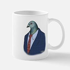 Homer Pigeon Suit Mug