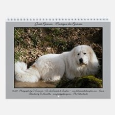 Great Pyrenees Wall Calendar 2016 - Berger....