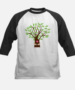 Tree Hugger Kids Baseball Jersey