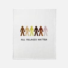 Riyah-Li Designs All Villages Matter Stadium Blan