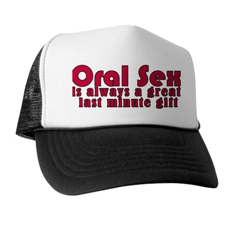 Last Minute Gift Trucker Hat