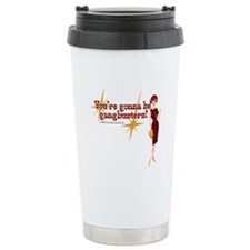 Mad Men Gangbusters Travel Mug