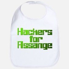 Hackers For Assange Wikileaks Bib