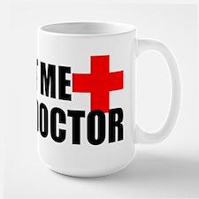 Trust Me I'm a Doctor Ceramic Mugs