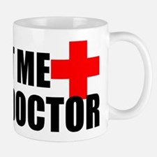 Trust Me I'm a Doctor Small Mugs