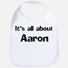 It's all about Aaron Bib