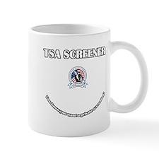 TSA - Private Screener Mug