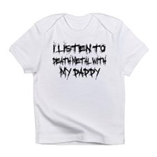 Listen To Death Metal With Da Infant T-Shirt
