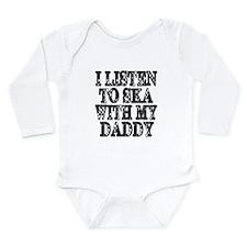 Ska With Daddy Onesie Romper Suit