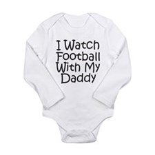 Watch Football With Daddy! Baby Outfits