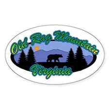 OLD RAG Decal